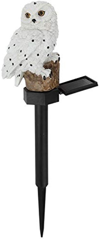 Quanzhou Solar Owl Dekoration Solar LED Rasen Licht im Freien Hof Garten Beleuchtung Dekoration Neuheit