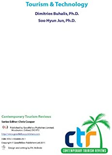 Tourism and Technology (Contemporary Tourism Reviews)