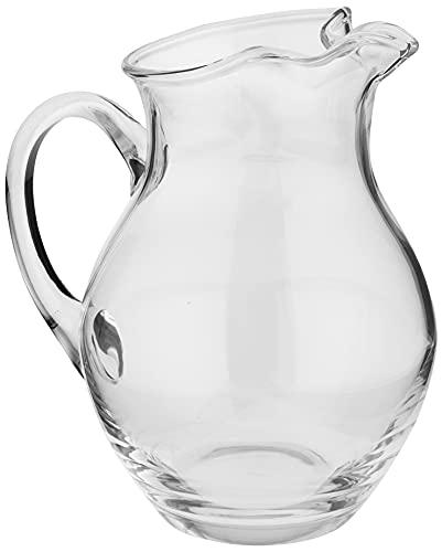 Glass Beverage Pitcher