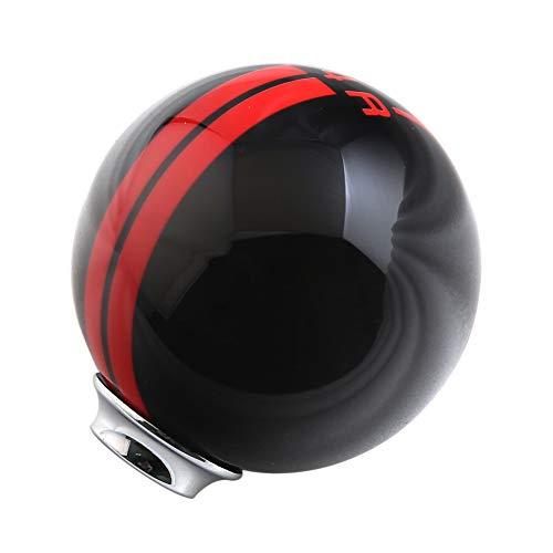 Pumpumly - Pomo de palanca de cambios de 5 velocidades MT para cabeza de bola POMO MOMO para F_ord Mustang GT500 para TO_YO_TA