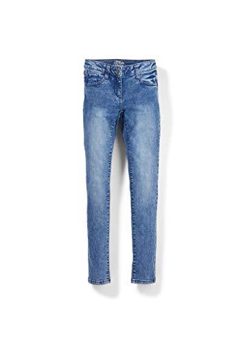 s.Oliver Mädchen Slim Fit: Slim Leg-Denim Blue 128.REG