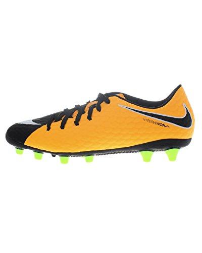 Nike Hypervenom Phelon Iii AG Pro, Herren FußBallschuhe Orange Orange/Schwarz, Orange - Orange/Schwarz - Grã¶ÃŸe: 42
