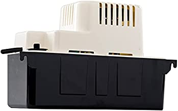 Little Giant 554425 80 GPH 1/30 HP Automatic Condensate Pump with Safety Switch for HVAC, Dehumidifier, Furnace, Air Conditioner, 115 Volts