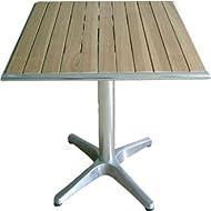 Garden Patio Square Ash Table