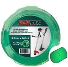 Çim Kenar Kesme Tırpan Misinası Bosch Black&Decker Einhell HYUNDAI Rtmax Skill uyumlu Sicim İp