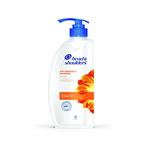 Head & Shoulders , Anti Dandruff Shampoo, Anti Hairfall, 650 ML