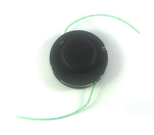 Stihl Trimmerspule für Auto Cut 2-2 Fadenspule FSA 56 FSE 52 - 2,0 mm, schwarz