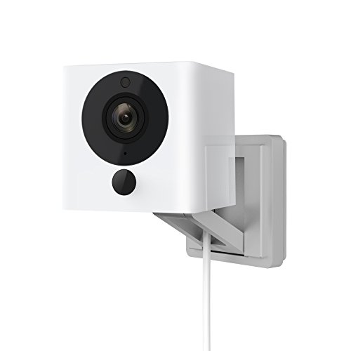 Wyze Cam 1080p HD Indoor Wireles   s Smart Home Camera with Night Vision, 2-Way Audio, Works with Alexa