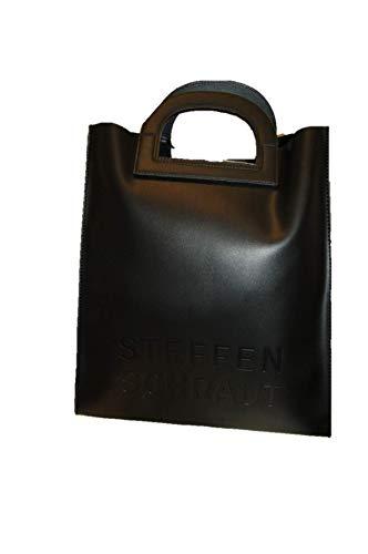 STEFFEN SCHRAUT Damen Shopper Handtasche DIANE schwarz