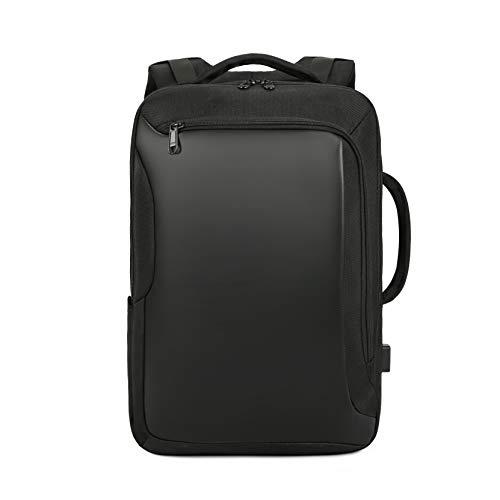 Xnuoyo Laptop Zaino Antifurto, 15,6 Pollici Laptop Impermeabile Borsa da Scuola Portatile con Porta di Ricarica USB e Porta per Auricolari Zaino da Viaggio di Lavoro per Ragazzi/Ragazze/Uomini/Donne