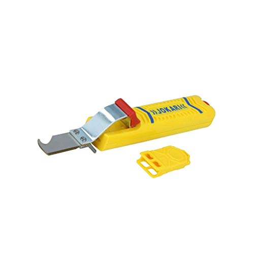 T10280 Stripping Tool Wire: Round Øcable: 8-28mm Tool Length: 170mm JOKARI
