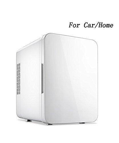 LIANJUN Portátil Nevera Rígida Refrigerador eléctrico Refrigerador del Coche Mini refrigerador Household/Outdoor (Color : A)
