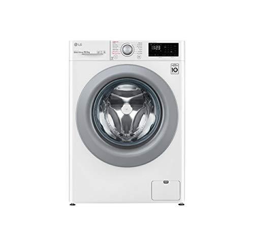 lavadora secadora lg f4dn4008n0w Marca LG Gama Blanca