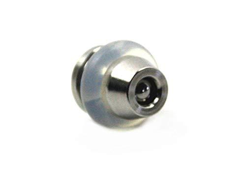 Silit Onderdelen overdrukbeveiliging, snelkookpan, Sicomatic t-plus/econtrol voor Ø 18 en Ø 22 cm, roestvrij staal