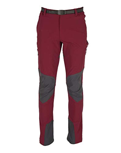 Ternua Pantalon Withorn Pant pour Homme XXL Rouge (Rumba Red)