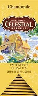 Celestial Seasonings, Chamomile Herb Tea, 25-count Tea Bags