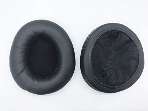 Almohadillas de Repuesto de Piel de proteína para almohadones de Orejas, para Creative Aurvana Live Live 1 audífonos