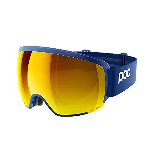 POC Orb Clarity Goggle, Basketane Blue/Spektris Orange