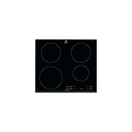 Electrolux LIT6043 plaque Noir Intégré Plaque avec zone à induction - Plaques (Noir, Intégré, Plaque avec zone à induction, 2500 W, 14,5 cm, 2800 W)
