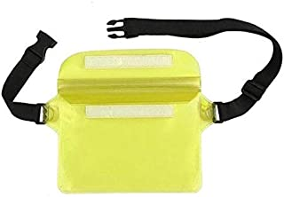 BEESCLOVER Waterproof Sports Bag Waist Bag Swimming Drifting Diving Waist Fanny Pack Pouch Underwater Dry Shoulder Backpack Phone Pocket