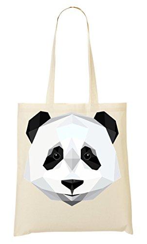 Panda | Jungle | Animals Collection | Nice To | Funny | | Cool T Shirt | Popular | Swag | Yolo | Joke | Beautiful Tragetasche Einkaufstasche