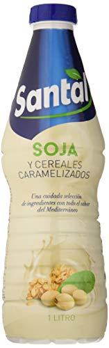 Santal Soja y Cereales Caramelizados - 6x1L - Total 6L
