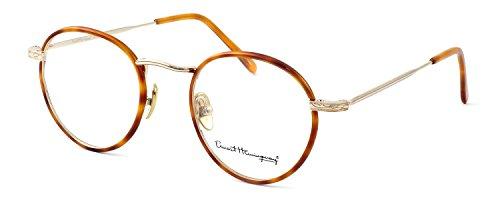 Ernest Hemingway 4629 Designer Eyeglasses in Matte Black /& Gunmetal ; DEMO LENS