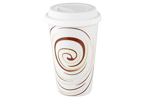 Esmeyer café-Gobelet to go - 302–008 Motif Tourbillon