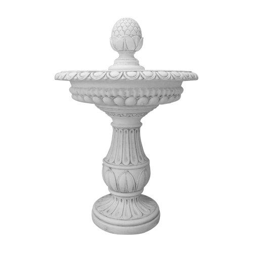 fantasieco! Gartenbrunnen Monaco II Springbrunnen - Avorio