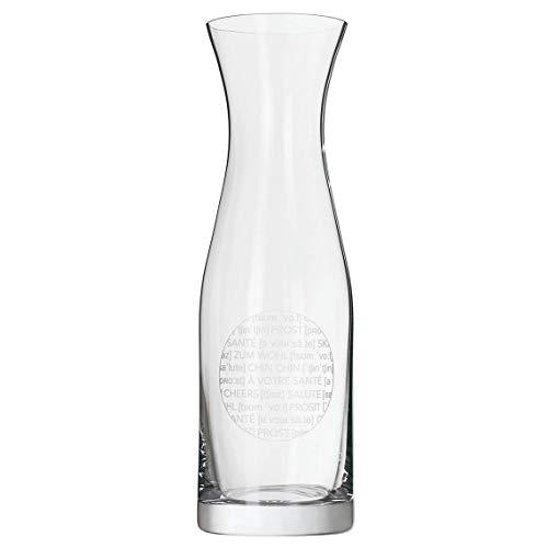 Räder 14087 Vino Apero - Karaffe - Weinkaraffe - Wasserkaraffe - Glas - 1000ml