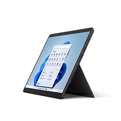 マイクロソフト Surface Pro 8 / Office H&B 2021 搭載 / 13インチ /第11世代 Core-i7 /16GB/256GB / グラファイト 8PV-00026
