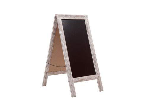 DIPAMKAR® H86cm Pavement Chalk Board Chalkboard Sign A Board Wedding Party Menu