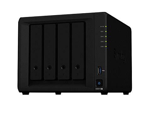 Synology DS918+ Enclosure con 8 GB de RAM