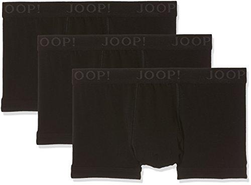 Joop! Herren 17 B-3-Pack-Boxer 10001475 Boxershorts, Schwarz (Black 001), Small