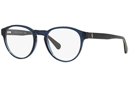 Polo RALPH LAUREN 0PH2128 brilmontuur transparant blauw 48 voor dames