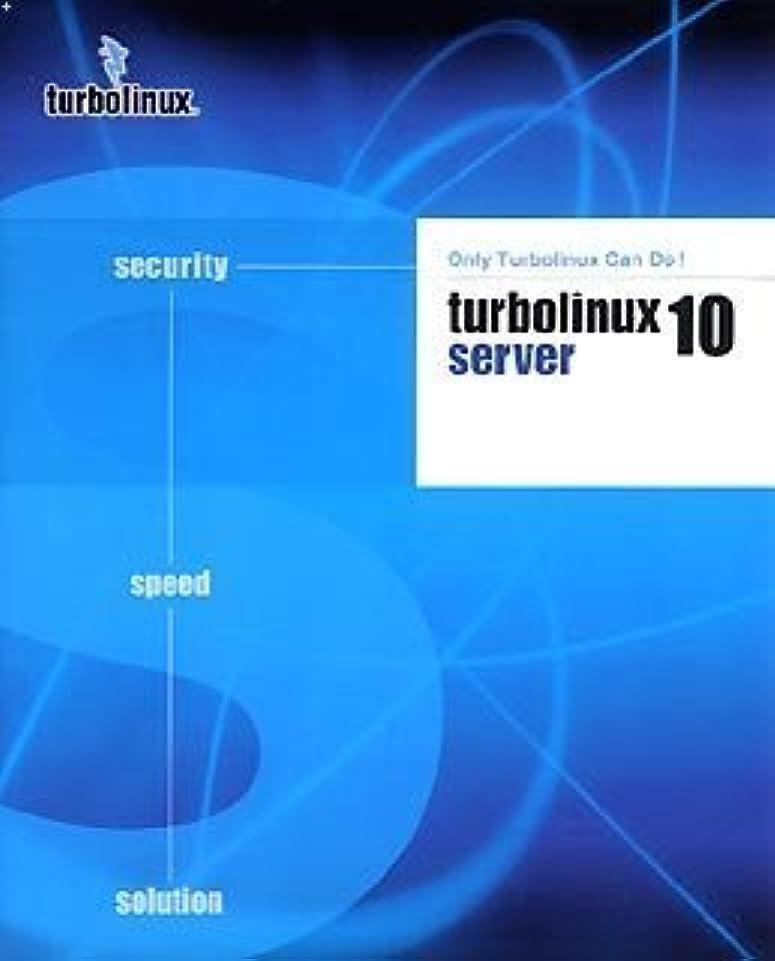教師の日やろう電気的Turbolinux 10 Server