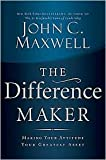 The Difference Maker 1st (first) edition Text Only