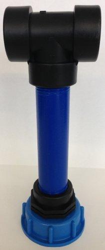 CMS60290R13_93 Manchon dN32 avec tube en plastique 100 mm, aG 1 \
