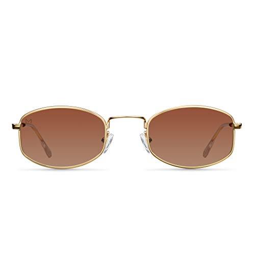 MELLER - Suku Gold Kakao - Gafas de sol para hombre y mujer