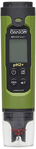 Oakton AO-35423-01 EcoTestr pH 2+ Pocket pH Meter 1 pack