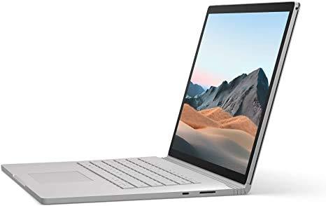Microsoft Surface Book 3 - Ordenador portátil de 13,5 pulgadas (Intel i7, SSD 512 GB + RAM de 32 GB, S.O. Windows 10 Pro)