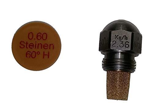 Steinen Düse 0.60 gph. 60 Grad H