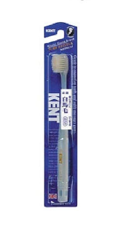 問い合わせ専門化する返還KENT 白馬毛歯ブラシ ふつう コンパクトヘッド KNT-1232