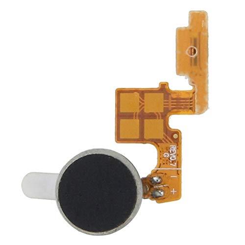 Nuevo vibrador y el botón de encendido Cable de la flexión for la nota 3 / N900P Osmanthusx