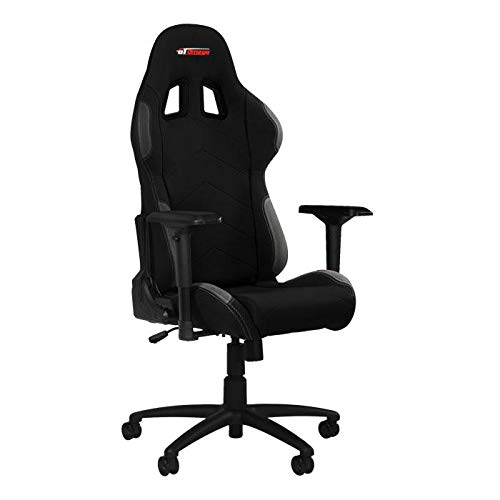 Gt Omega Pro Racing Fabric Gaming Chair With Lumbar Support Breathable Ergonomic Office Chair With 4d Adjustable Armrest Recliner Esport Seat