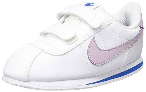 Nike Cortez Basic SL, Zapatillas Bebé-Niños, Rosa, 22 EU