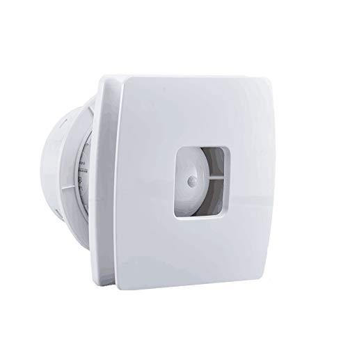 MHRCJ Extintor baño Ventilador Inicio Vent Extractor de Aire del Ventilador Pared Fan WC Ventana silencioso Extintor