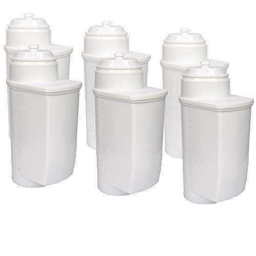 6-pack Wasserfilter kompatibel Filterpatrone INTENZA | 1016723, 575491 | Brita, Bosch, Gaggenau, Neff | EQ 6, 9 | TZ70003, TZ70033, TCZ7003, TCZ-7003, TCZ7033 | 12008246, 467873, 575491