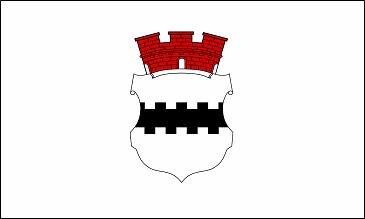 Fahne Flagge Stadt Leverkusen Opladen Grösse 1,50x0,90m - FRIP –Versand®