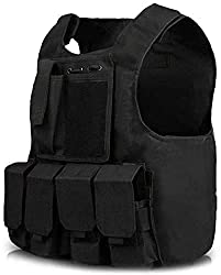 best top rated airsoft vest kids 2021 in usa